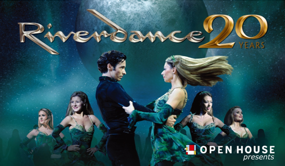 Riverdance 20years「 the anniversary tour」