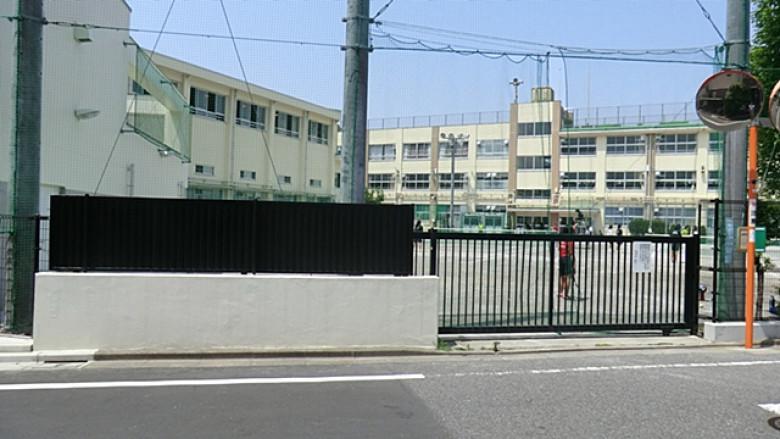 南 中野 中学校