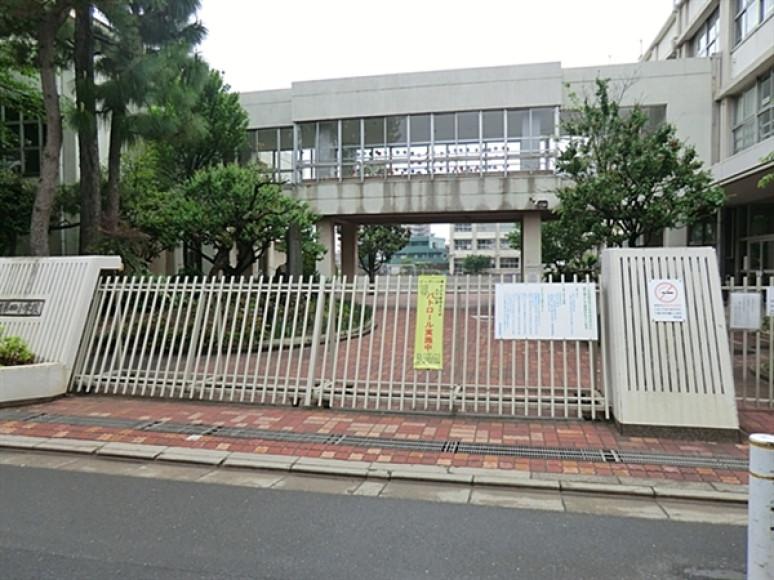 板橋 小学校 上 第 四